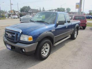 Used 2009 Ford Ranger FX4/Off-Rd for sale in Hamilton, ON