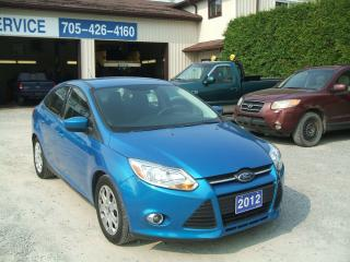 Used 2012 Ford Focus SE for sale in Beaverton, ON