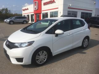 Used 2015 Honda Fit LX Manual for sale in Smiths Falls, ON
