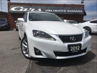 Used 2012 Lexus IS 250 AWD | ROOF | LEATHER | BLUETOOTH ... for sale in St Catharines, ON