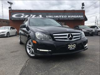 Used 2012 Mercedes-Benz C-Class C250 | 4-MATIC | LOW MILEAGE ... for sale in St Catharines, ON