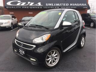 Used 2014 Smart fortwo electric drive Passion | NO ACCIDENTS | GLASS TOP ... for sale in St Catharines, ON