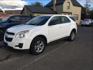 Used 2010 Chevrolet Equinox LS for sale in St Catharines, ON