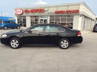 Used 2012 Chevrolet Impala LS for sale in Owen Sound, ON