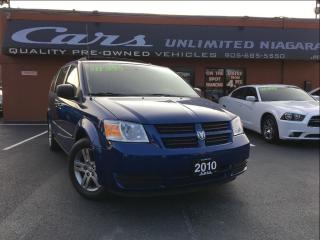 Used 2010 Dodge Grand Caravan SE for sale in St Catharines, ON