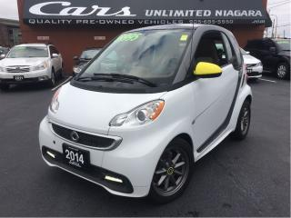 Used 2014 Smart fortwo Passion | NAVI | GLASS TOP | NO ACCIDENTS ... for sale in St Catharines, ON