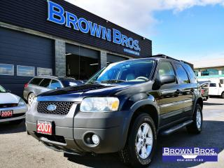 Used 2007 Ford Escape XLT for sale in Surrey, BC