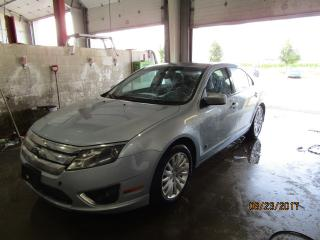 Used 2010 Ford Fusion for sale in Innisfil, ON