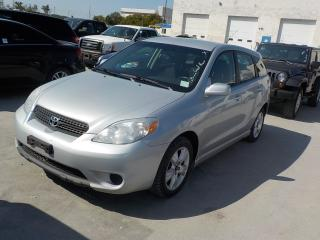 Used 2007 Toyota COROLLA MATRIX XR for sale in Innisfil, ON