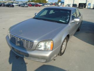 Used 2004 Cadillac DeVille for sale in Innisfil, ON