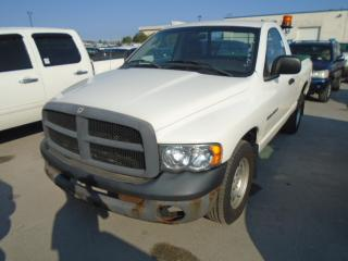 Used 2005 Dodge Ram 1500 ST for sale in Innisfil, ON