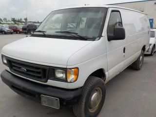 Used 2003 Ford E250 Econoline for sale in Innisfil, ON