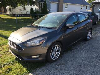 Used 2015 Ford Focus SE  SPORT  ***SOLD*** for sale in Belmont, ON