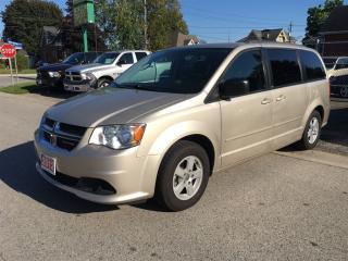 Used 2012 Dodge Grand Caravan SE for sale in Belmont, ON