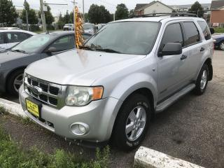 Used 2008 Ford Escape XLT for sale in St Catharines, ON