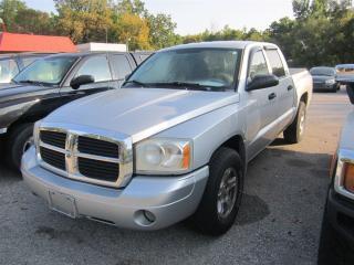 Used 2007 Dodge Dakota CREW 4X4! for sale in Aylmer, ON