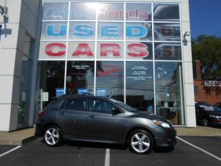 Used 2010 Toyota Matrix XR AWD SUNROOF AWD WITH NAV for sale in Halifax, NS