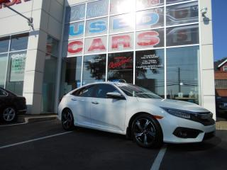 Used 2016 Honda Civic Touring HONDA HS POWER SUNROOF for sale in Halifax, NS