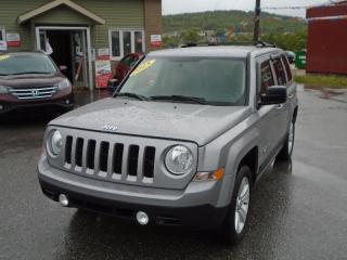 Used 2015 Jeep Patriot north for sale in Corner Brook, NL