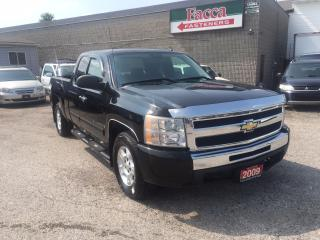 Used 2009 Chevrolet Silverado 1500 Chevrolet Silverado 1500 LT 4X4 Pickup Truck SAFET for sale in London, ON