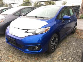 New 2018 Honda Fit EX-L Navi for sale in Richmond, BC