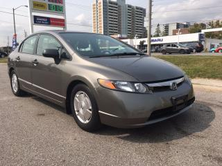 Used 2008 Honda Civic DX-G 218KM for sale in Scarborough, ON