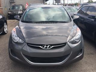 Used 2012 Hyundai Elantra GL **3.9% FINANCING AVAILABLE! for sale in Brampton, ON