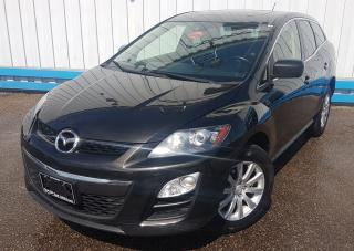 Used 2012 Mazda CX-7 *LEATHER-SUNROOF* for sale in Kitchener, ON