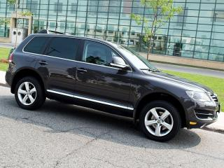 Used 2009 Volkswagen Touareg TDI|NAVI|REARCAM|SUNROOF|HIGHLINE for sale in Scarborough, ON