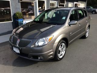 Used 2005 Pontiac Vibe for sale in Parksville, BC