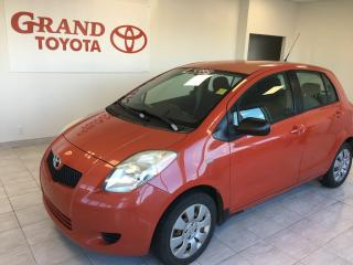 Used 2008 Toyota Yaris LE for sale in Grand Falls-windsor, NL