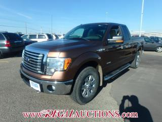 Used 2012 Ford F150 XLT SUPERCAB SWB 4WD 3.5L for sale in Calgary, AB