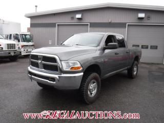 Used 2011 Dodge RAM 2500 SLT CREW CAB SWB 4WD 6.7L for sale in Calgary, AB