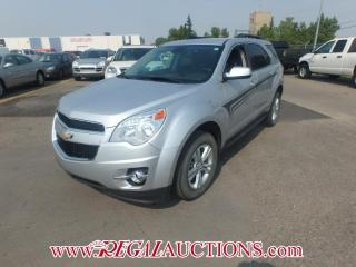 Used 2013 Chevrolet EQUINOX 1LT 4D UTILITY AWD 3.6L for sale in Calgary, AB