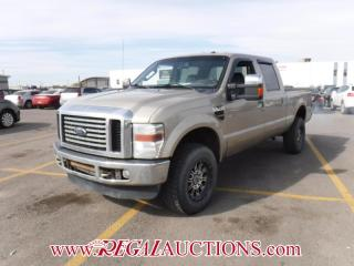 Used 2010 Ford F350SD LARIAT CREW CAB 4WD 6.4L for sale in Calgary, AB