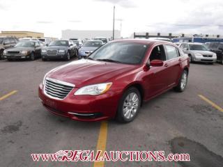 Used 2013 Chrysler 200 LX 4D SEDAN 2.4L for sale in Calgary, AB