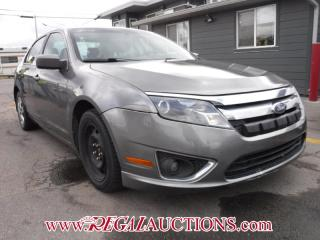 Used 2012 Ford Fusion SEL 4D Sedan for sale in Calgary, AB