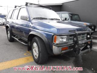 Used 1994 Nissan PATHFINDER LE 4WD XE 4-DOOR 4WD for sale in Calgary, AB