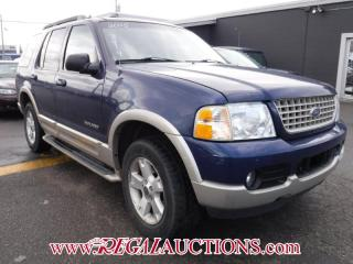 Used 2005 Ford EXPLORER  4D UTILITY 4WD for sale in Calgary, AB