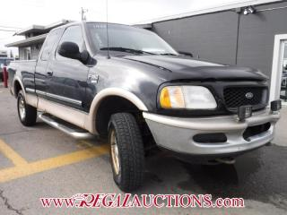 Used 1998 Ford F150  SUPERCAB 4WD for sale in Calgary, AB