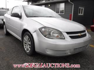 Used 2010 Chevrolet COBALT LS 2D COUPE for sale in Calgary, AB
