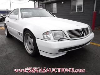 Used 1990 Mercedes-Benz 500 ROADSTER  HARD TOP CONVERTIBLE for sale in Calgary, AB