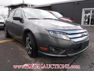 Used 2011 Ford Fusion SE 4D Sedan V6 for sale in Calgary, AB