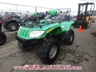 Used 2011 ARCTIC CAT 700 QUAD 4X4  ATV for sale in Calgary, AB