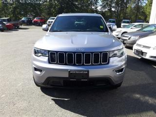 Used 2017 Jeep Grand Cherokee Laredo for sale in West Kelowna, BC