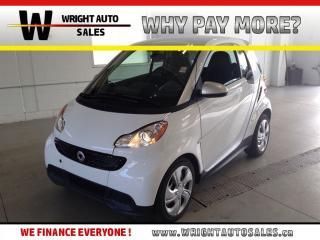 Used 2013 Smart fortwo Pure|LOW MILEAGE|LEATHER|25,098 KMS for sale in Cambridge, ON