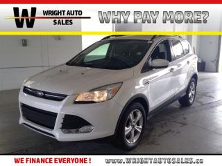 Used 2013 Ford Escape SE|AWD|SUNROOF|LOW MILEAGE|ONLY 45,156 KMS for sale in Cambridge, ON
