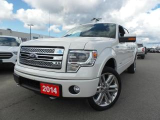 Used 2014 Ford F-150 XLT 3.5L V6 for sale in Midland, ON
