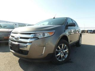 Used 2013 Ford Edge LIMITED 3.5L V6 for sale in Midland, ON