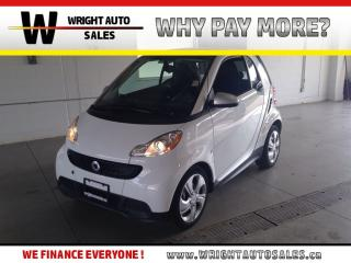 Used 2013 Smart fortwo Pure|LOW MILEAGE|LEATHER|26,561 KMS for sale in Cambridge, ON